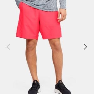 NWT Men's Under Armour Woven Graphic Shorts